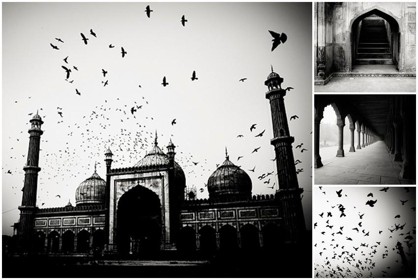 Crno-bijele fotografije pridonose misterioznom ozračju