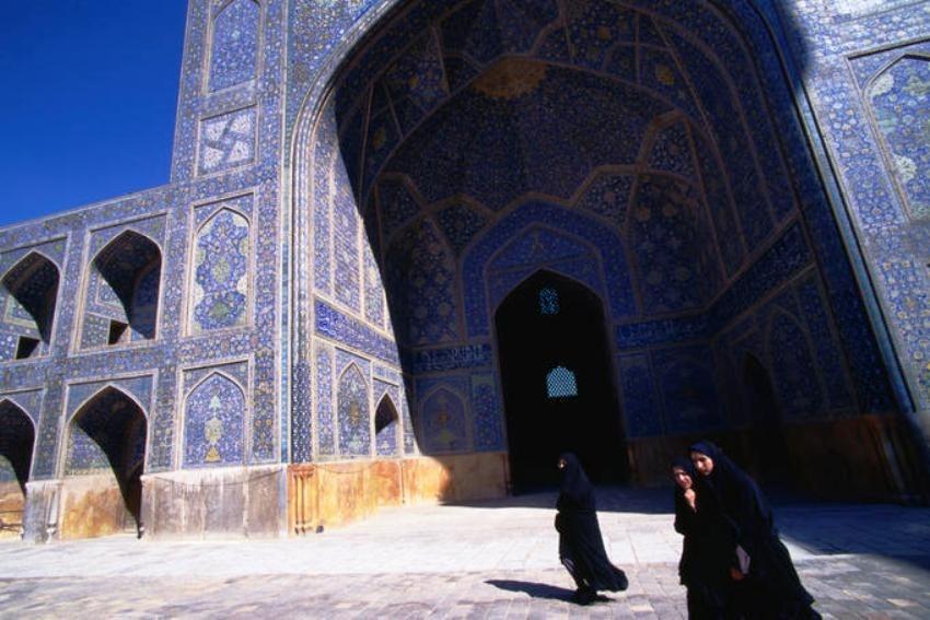 Imam Mosque, Iran