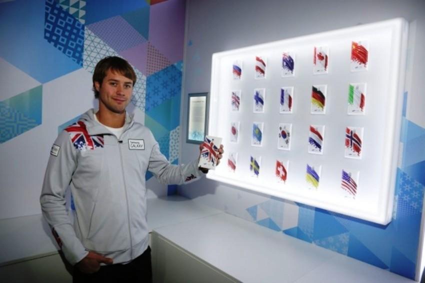 Samsung maske povodom Zimskih olimpijskih igara u Sočiju!