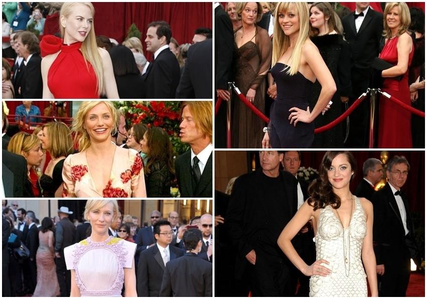 Oscarovske haljine