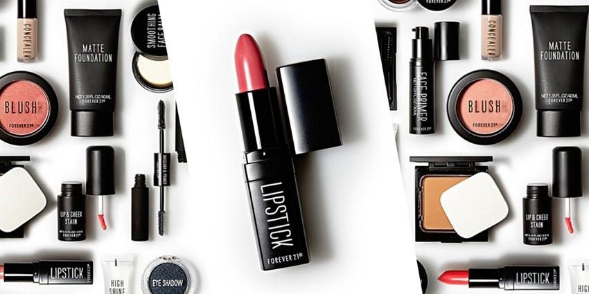Novost na tržištu: Forever 21 Premium make up kolekcija