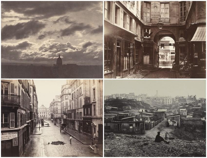 Pogledajte velike Pariške promijene sredinom 19.stoljeća