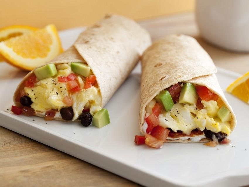 7 dana, 7 dana zdravih doručaka: Zdravi Burrito
