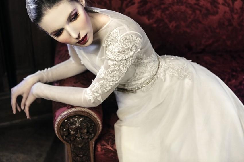 Pogledajte bajkovite vjenčanice u novoj modnoj kampanji Ivana Alduka