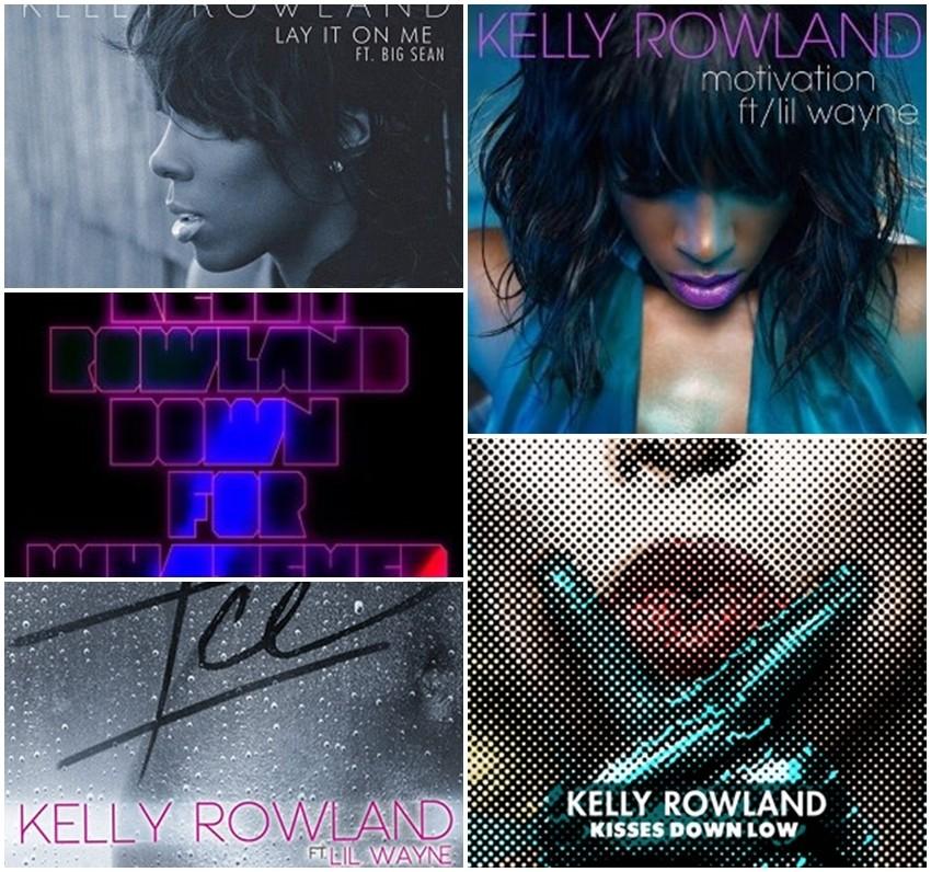 5 pjesama Kelly Rowland koje će vas potaknuti na seks