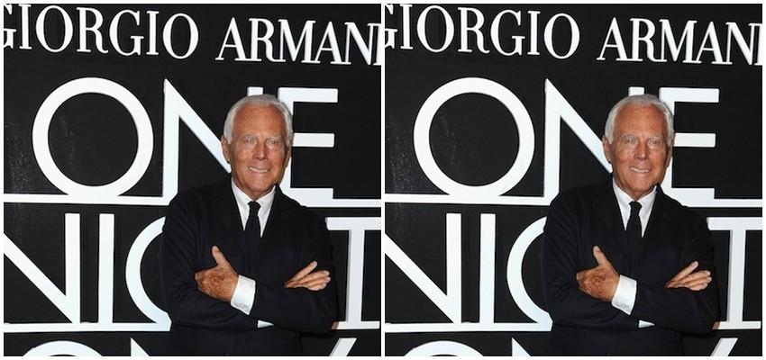 Giorgio Armani isfrustriran radi Anne Wintour