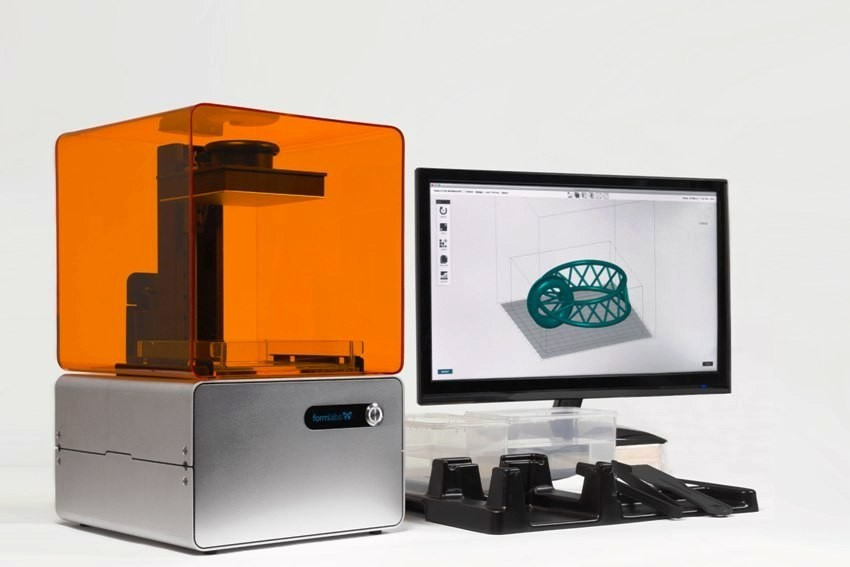 Formlabs Form1: Kućni 3D pisač visoke razlučivosti