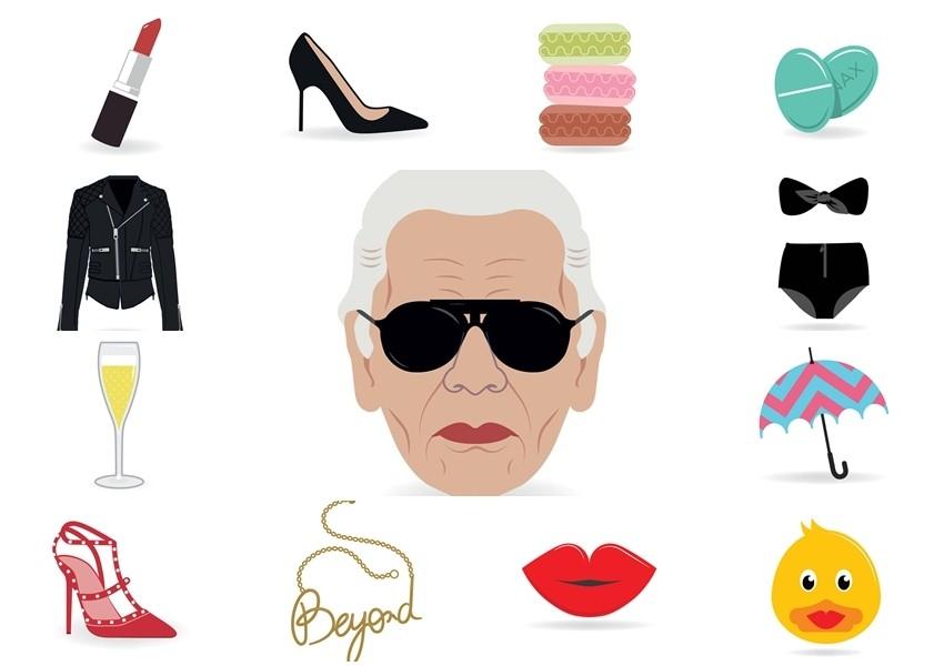 Harper's Bazaar uvodi modne emotikone!
