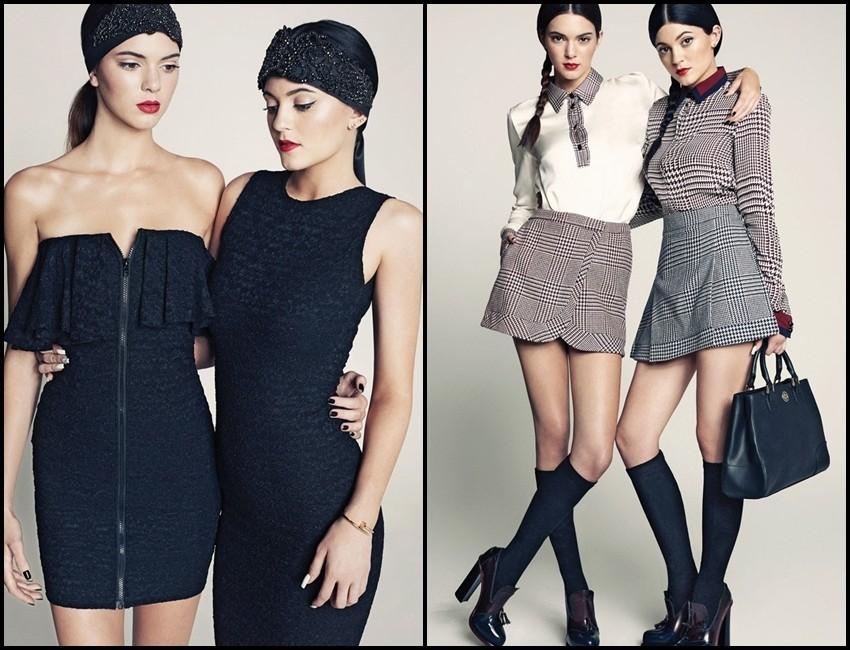 Kendall i Kylie Jenner zablistale na naslovnici Marie Clairea Mexico!