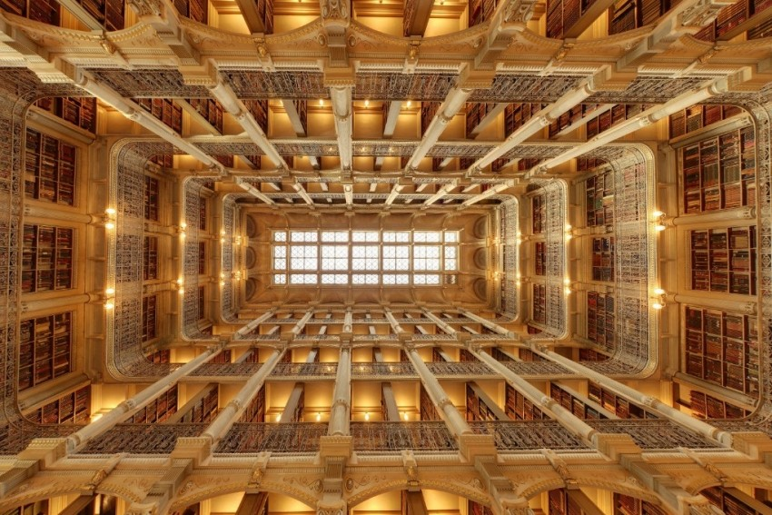 George Peabody knjižnica