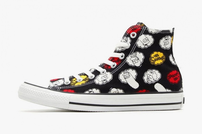 Simpsons Converse All Star tenisice