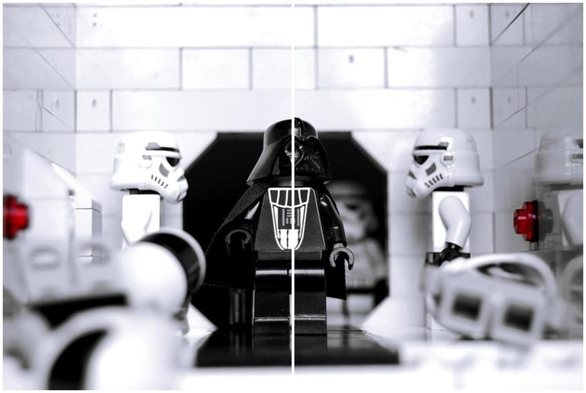 Star Wars Lego kolekcija je bila prva tematska kolekcija te kompanije