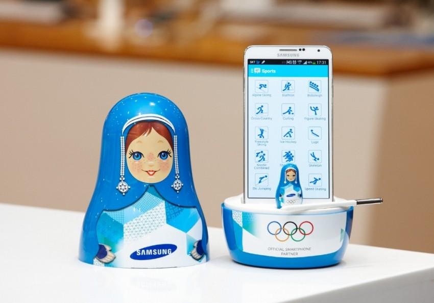 WOW (Wireless Olympic Works) aplikacija donosi mnoštvo korisnih i zabavnih informacija o događanjima na Zimskim olimpijskim igrama u Sočiju