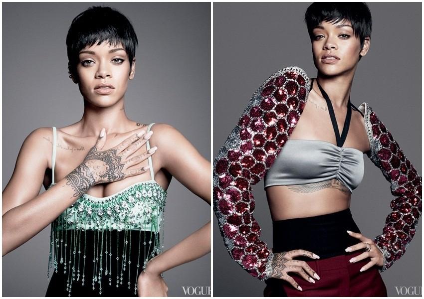 Rihanna savjetuje kako se oblačiti poput nje