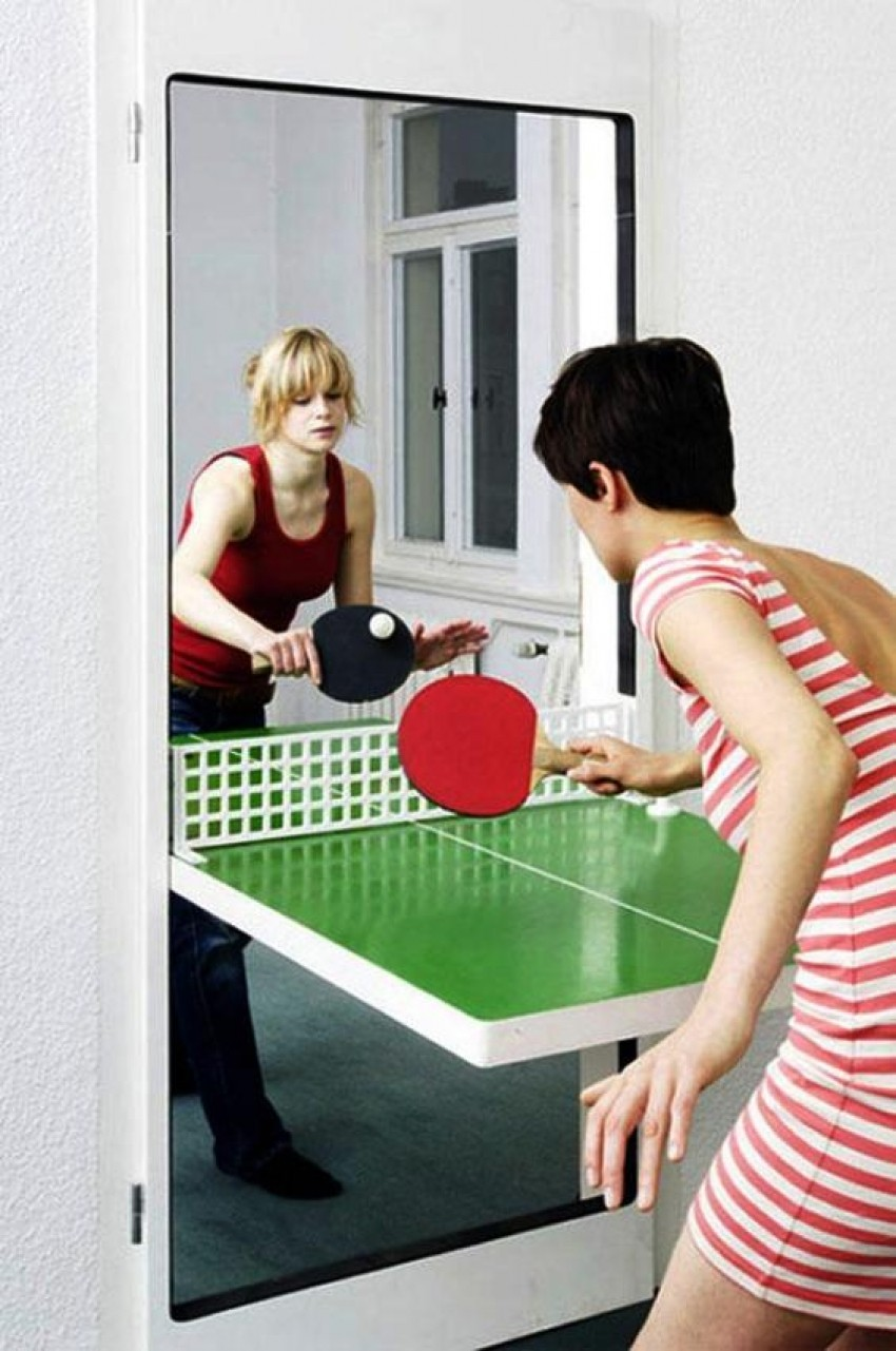 Stolni tenis u kući