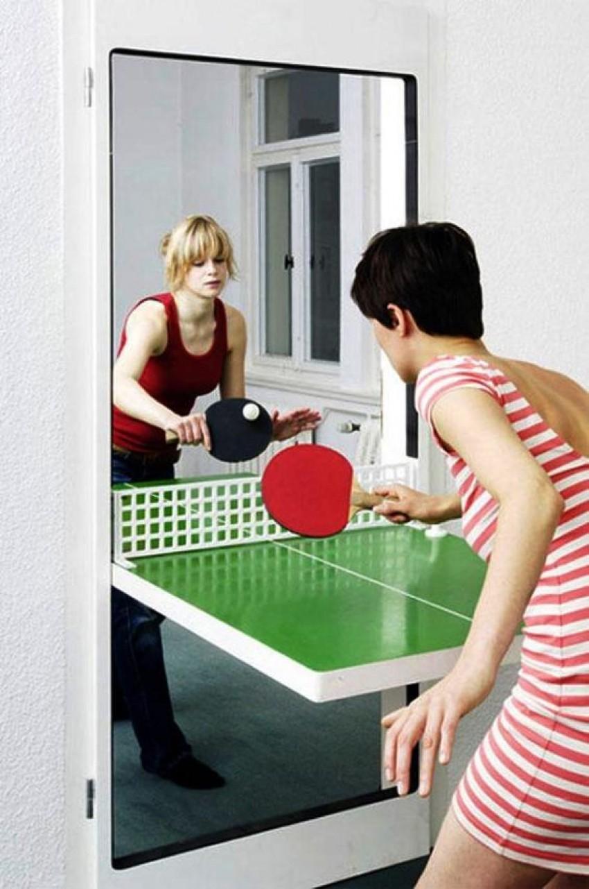 Stolni tenis u domu