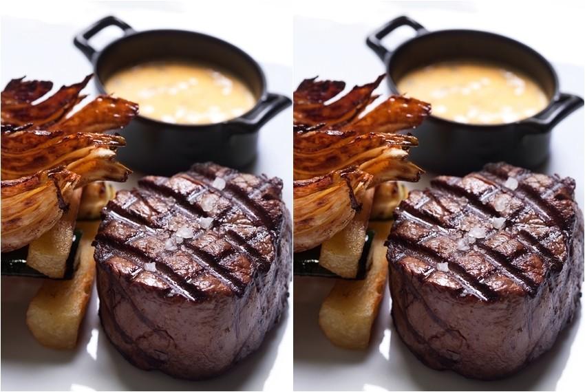 OXBO Black Agnus steak