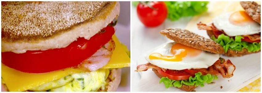 7 dana, 7 zdravih doručaka: Zdravi sendvič