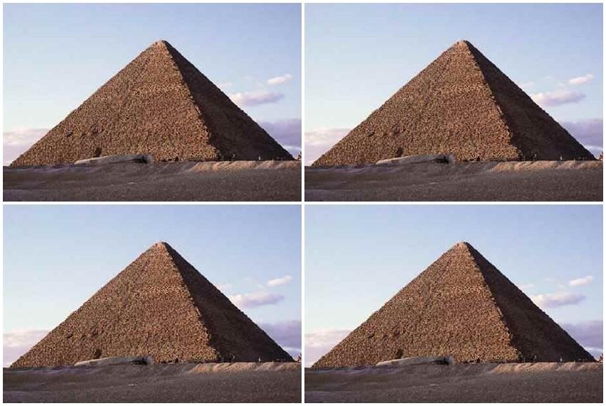 Velika ili Keopsova piramida u Gizi