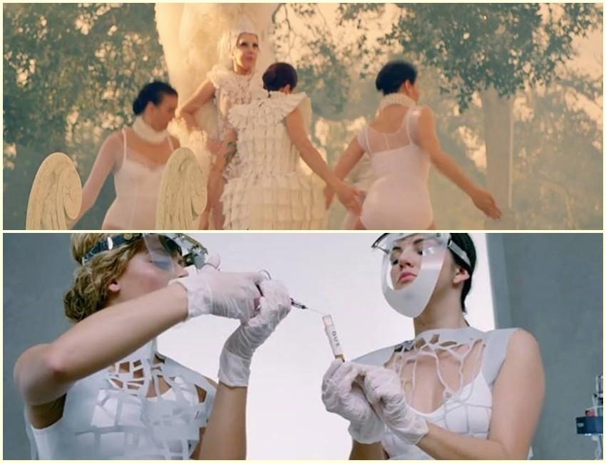 Dizajn Matije Čopa u novom spotu Lady Gage