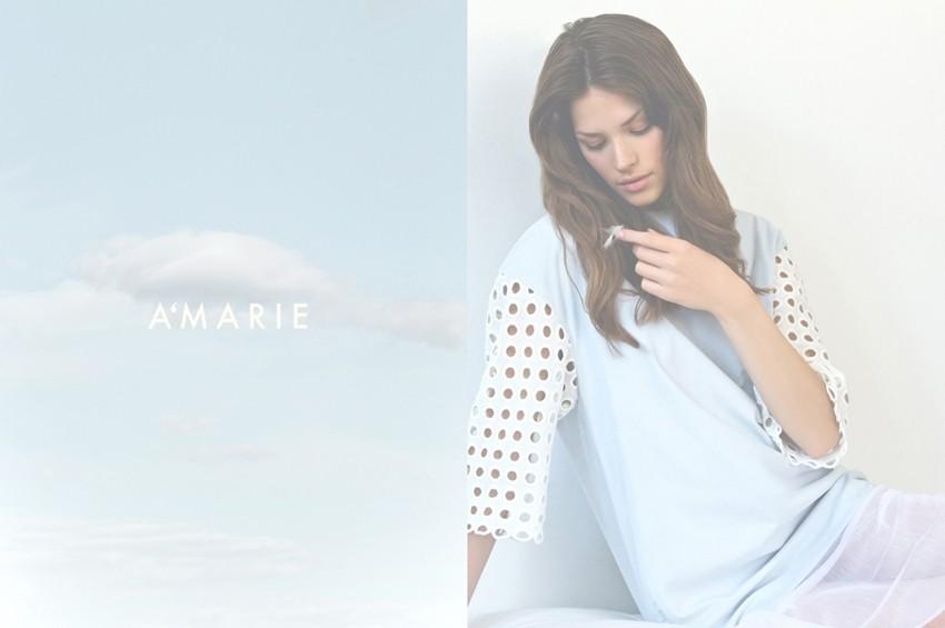 A'marie predstavila novu kampanju za proljeće/ljeto 2014.
