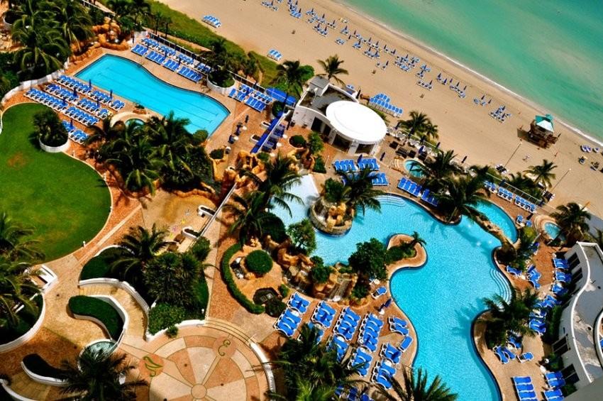 Luksuzni resorti su obavezni u Miamiju
