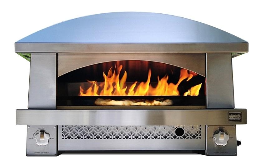 Moderna peć za pizzu je pravi ukras za vrt