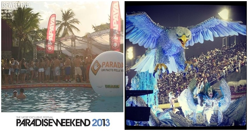 Papaya gostovala na najvećem svjetskom karnevalu u Rio de Janeiro