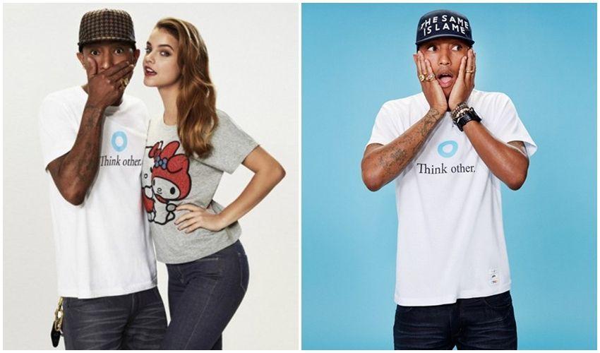 Pharrell će dizajnirati modnu liniju za Uniqlo
