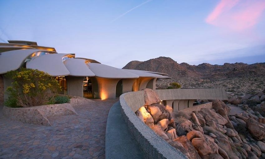The Desert Villa