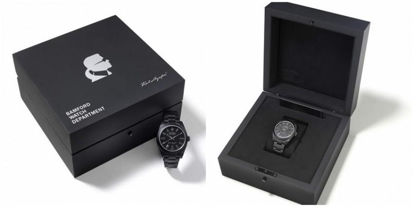 Karl Lagerfeld dizajnirao limitirani Rolex Milgauss