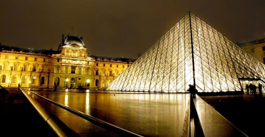 Louvre, Pariz