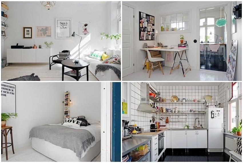 Stilistica Johanna Laskey vlasnica je ovog cool stana