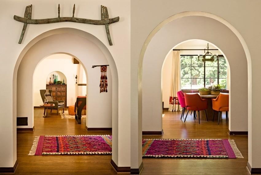 Kuća je osvježena novim detaljima i živim bojama