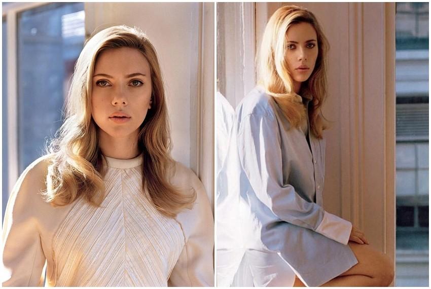 Scarlett Johansson za WSJ Magazine