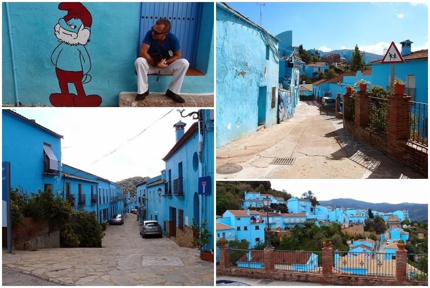 Juzcar je postao svjetska turistička atrakcija