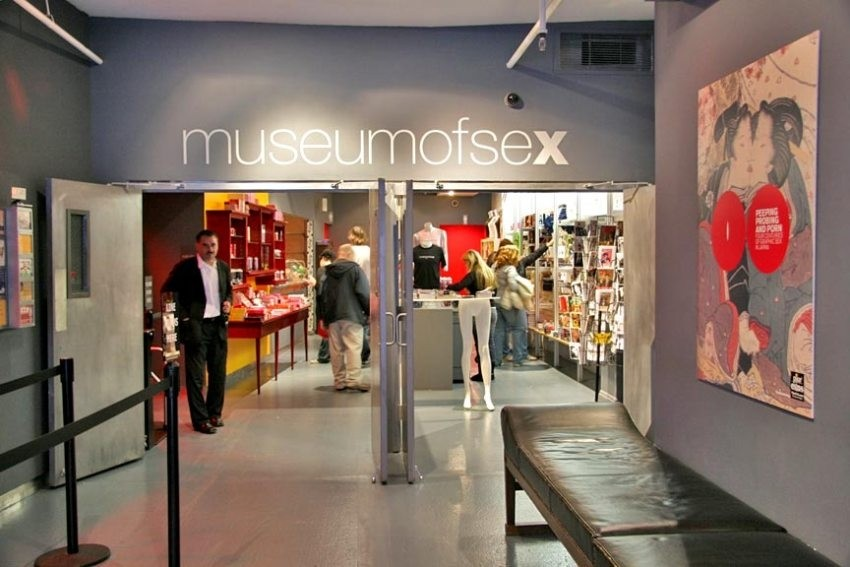 Museum of Sex, New York