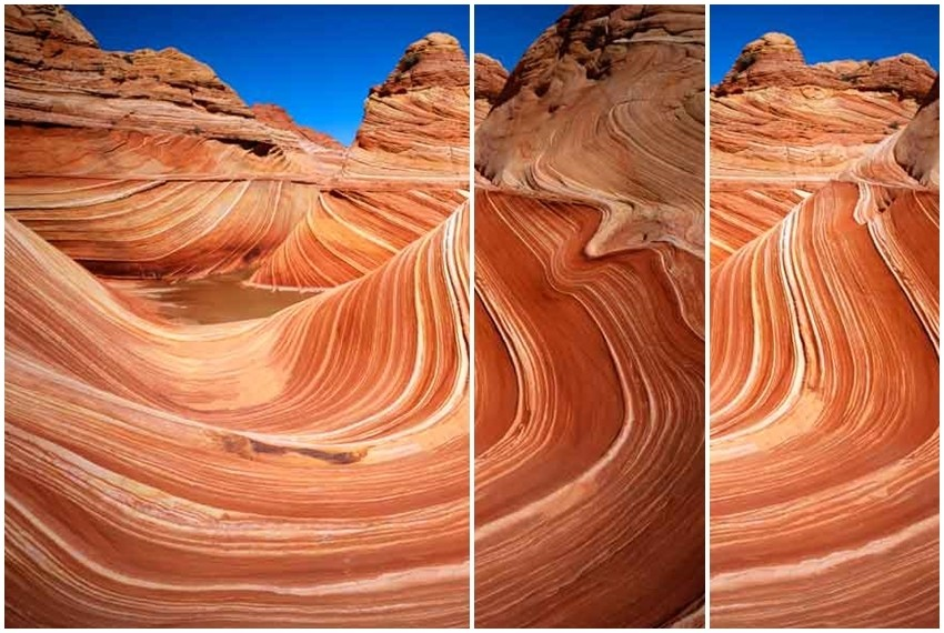 The Wave, Coyote Buttes, Arizona-Utah, SAD