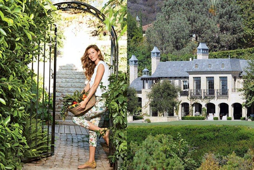 Luksuzno imanje Gisele Bundchen i Toma Bradyja