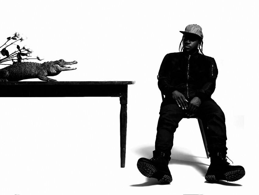 Miljenik Kanye Westa dolazi na Fresh Island Festival - Pusha T!