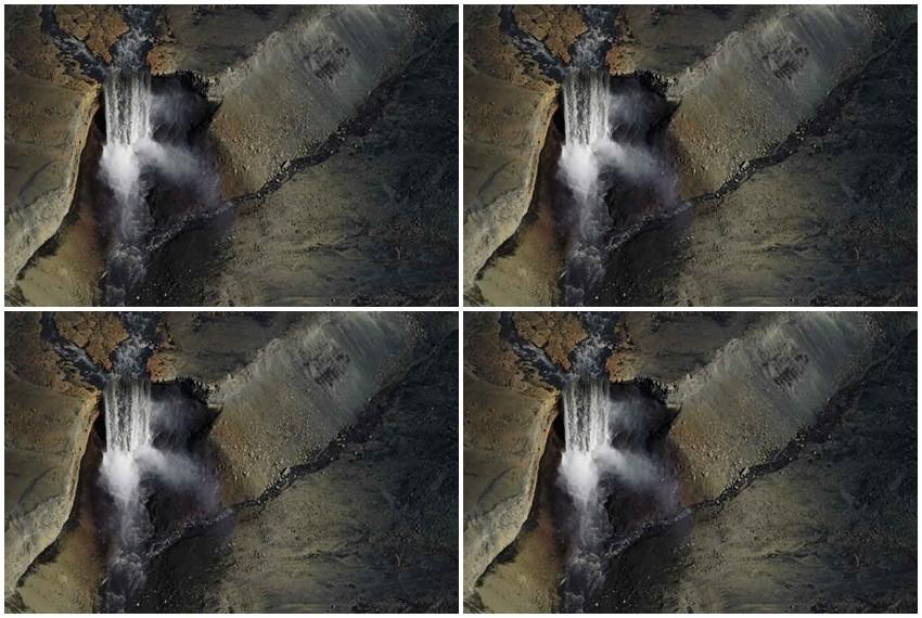 Vodopad, Island