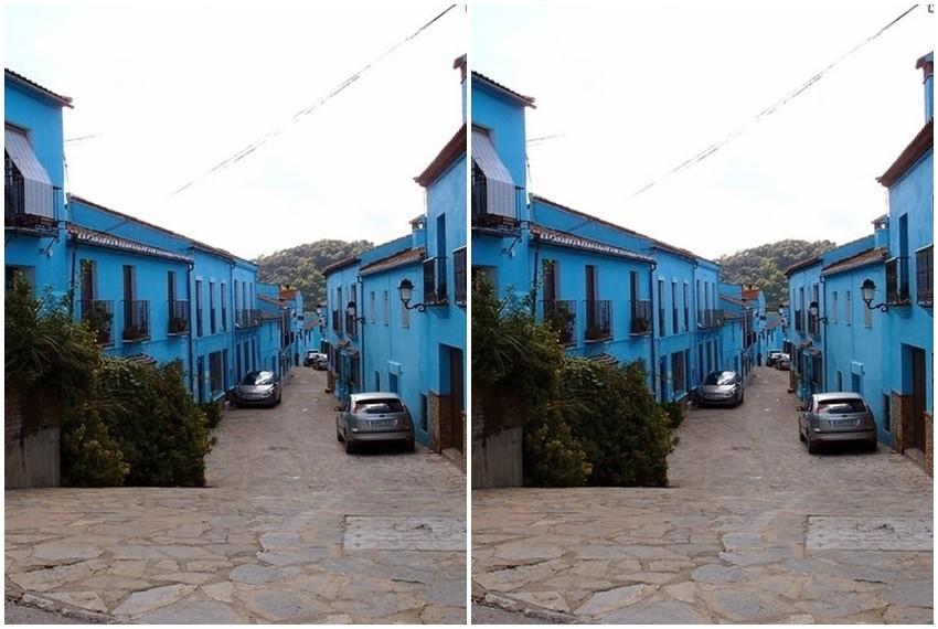 Plavo selo Juzcar, Španjolska