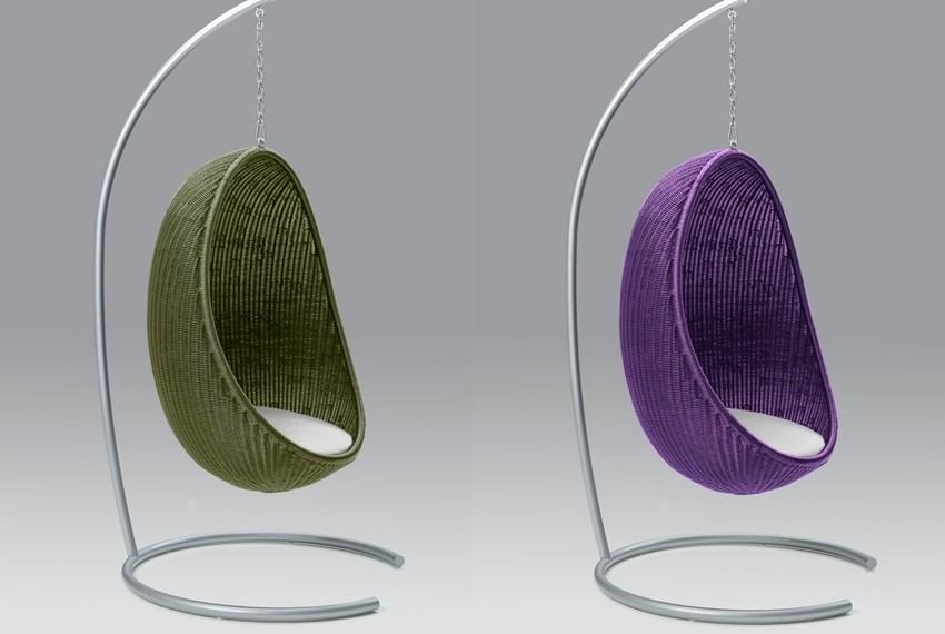 Egg chairs dolaze u samo nekoliko boja