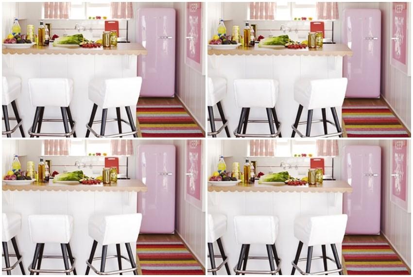 Kuhinjski uređaji u jarkim bojama hit su posljednjih nekoliko sezona