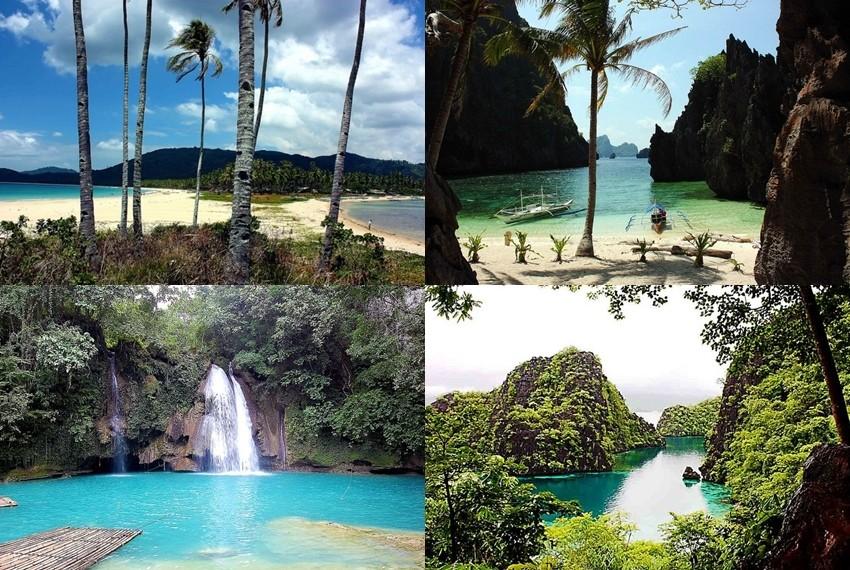 Filipini su pravi turistički raj