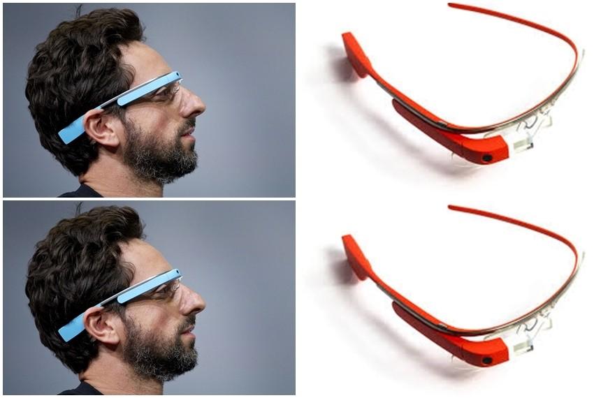 Google Glass naočale