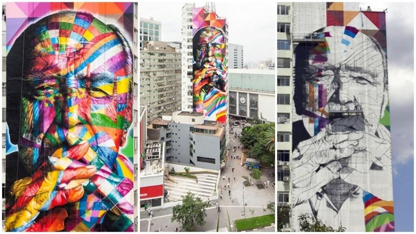 Mural za Niemeyera