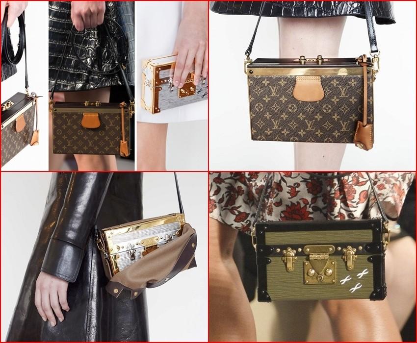 Louis Vuitton torbice se vračaju u modu