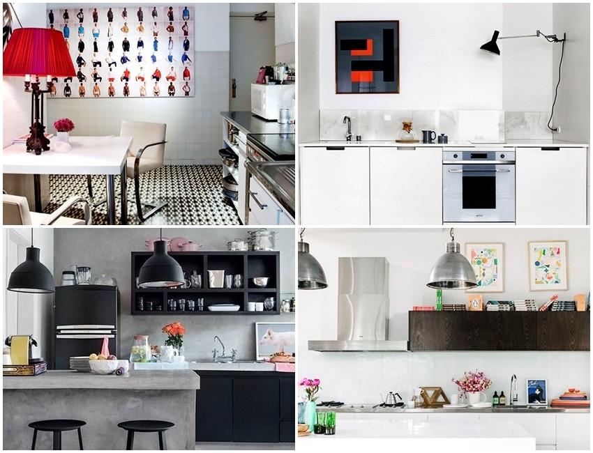 Ukomponirajte slike u vašu kuhinju