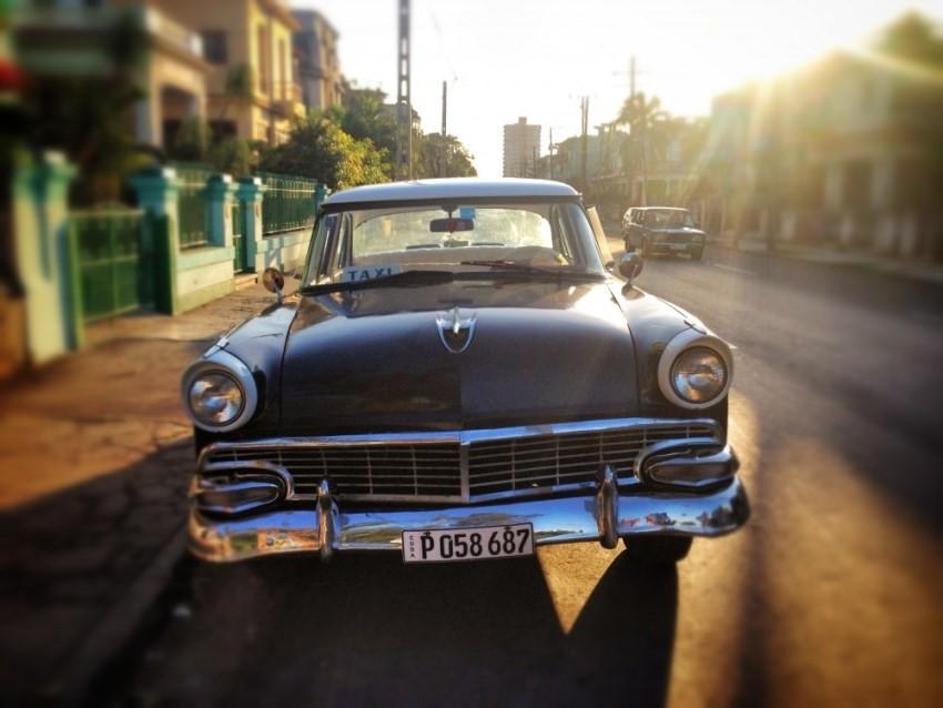 Za Havanu su karakteristični brojni automobilski klasici